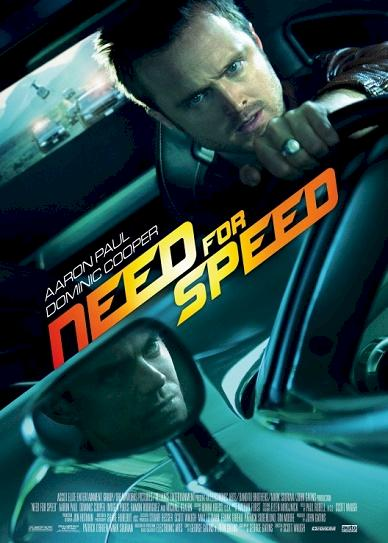 Need for Speed (2014) cover