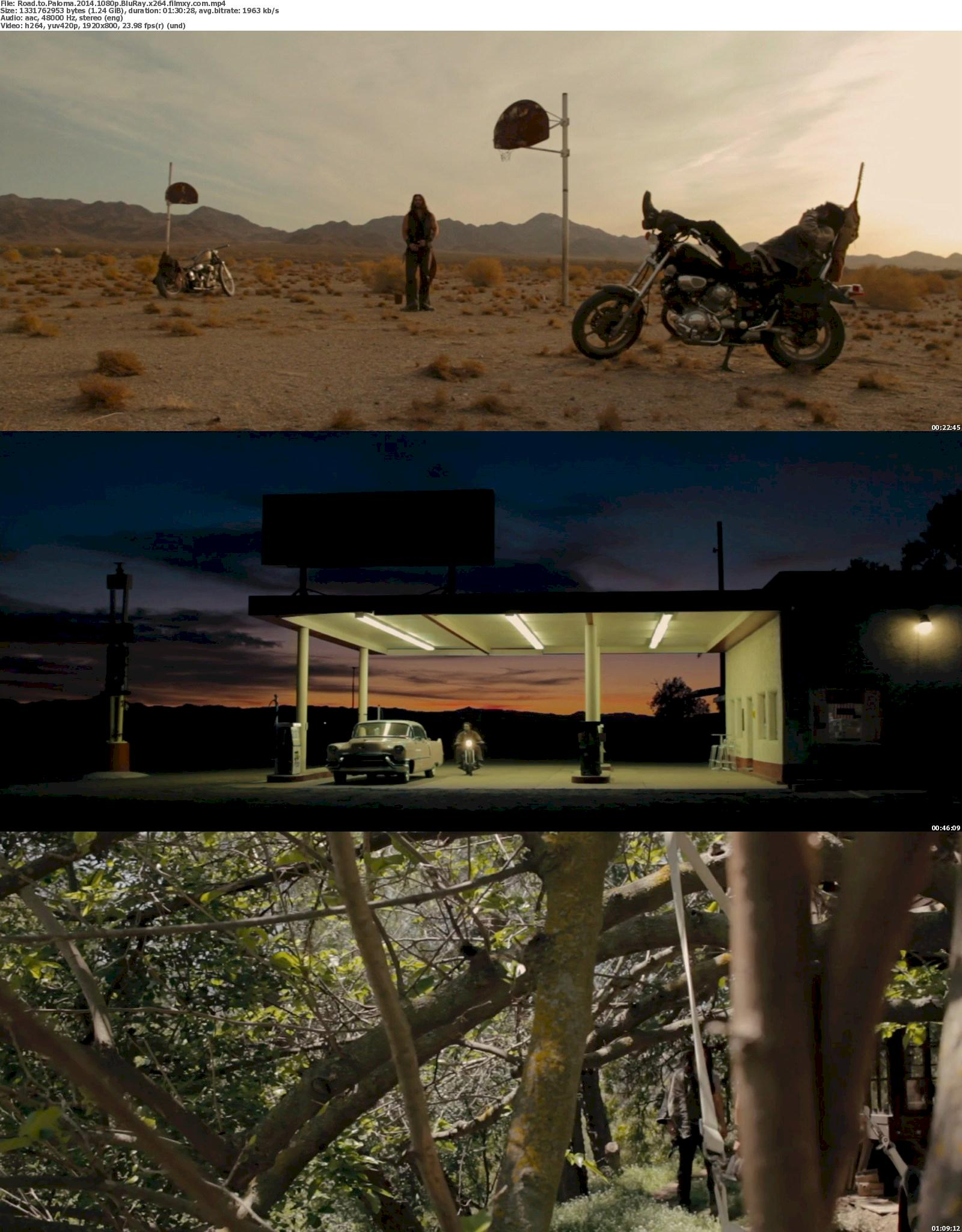 Road to Paloma (2014) 1080p Screenshot