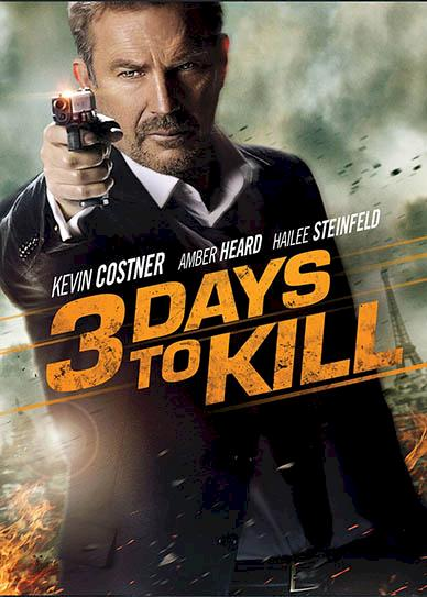 3 days to kill cover