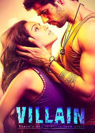 Ek Villain (2014) cover