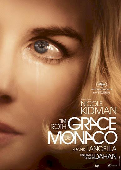Grace of Monaco (2014) cover
