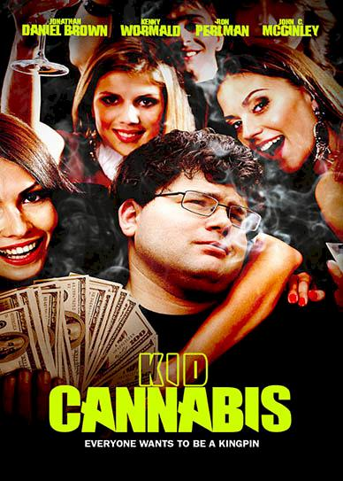 Kid Cannabis (2014) cover