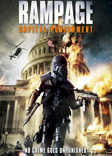 Rampage Capital Punishment (2014) cover