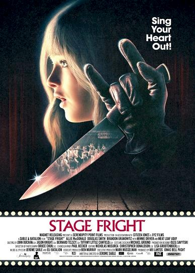Stage Fright (2014) covers