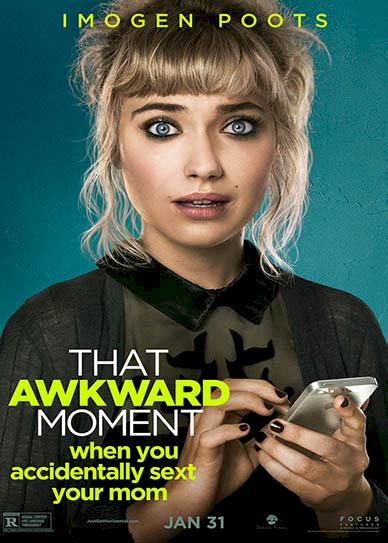 That awkward moment cover