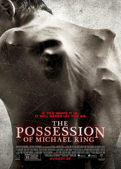 The Possession of Michael King (2014) cover