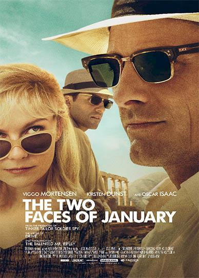 The Two Faces of January (2014) cover