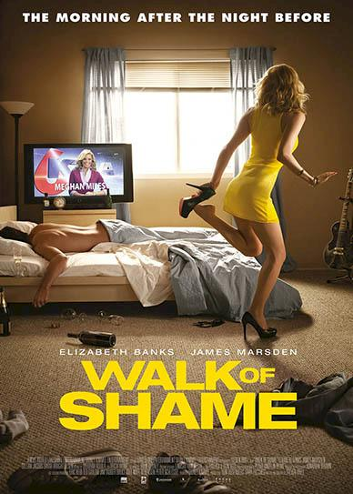Walk of Shame (2014) cover