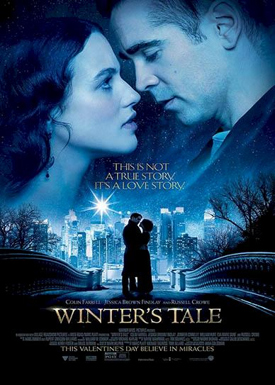 Winter's Tale (2014) cover