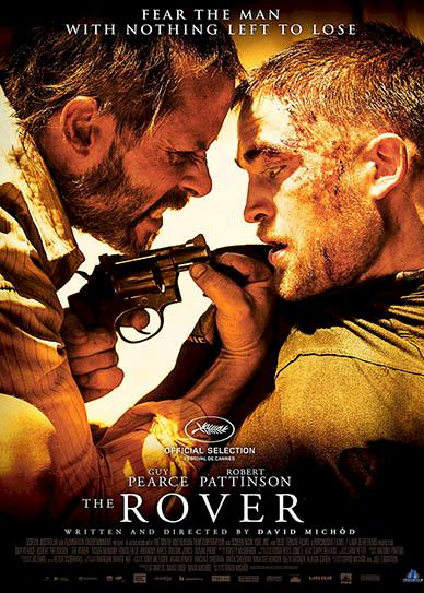 The Rover (2014) cover