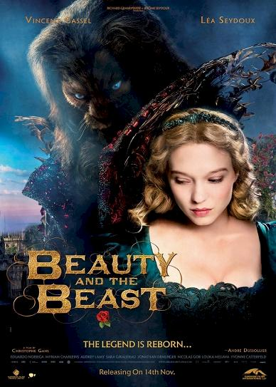 Beauty and the Beast (2014) cover