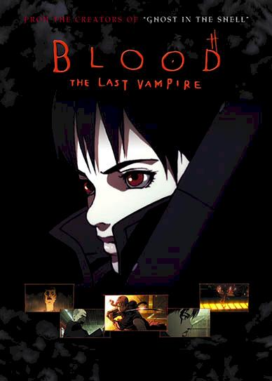 Blood The Last Vampire (2000) cover