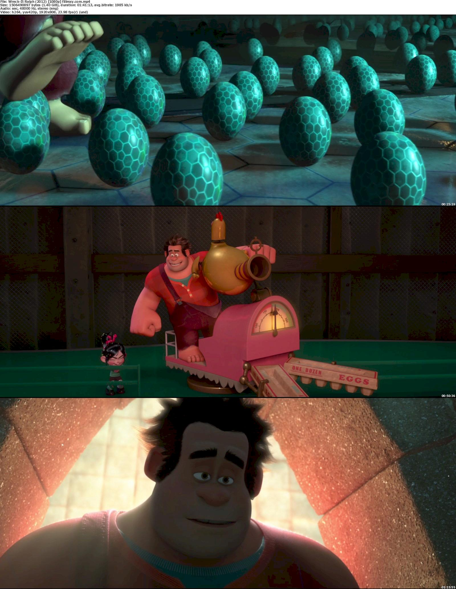 Wreck-It Ralph (2012) 720p Screenshot