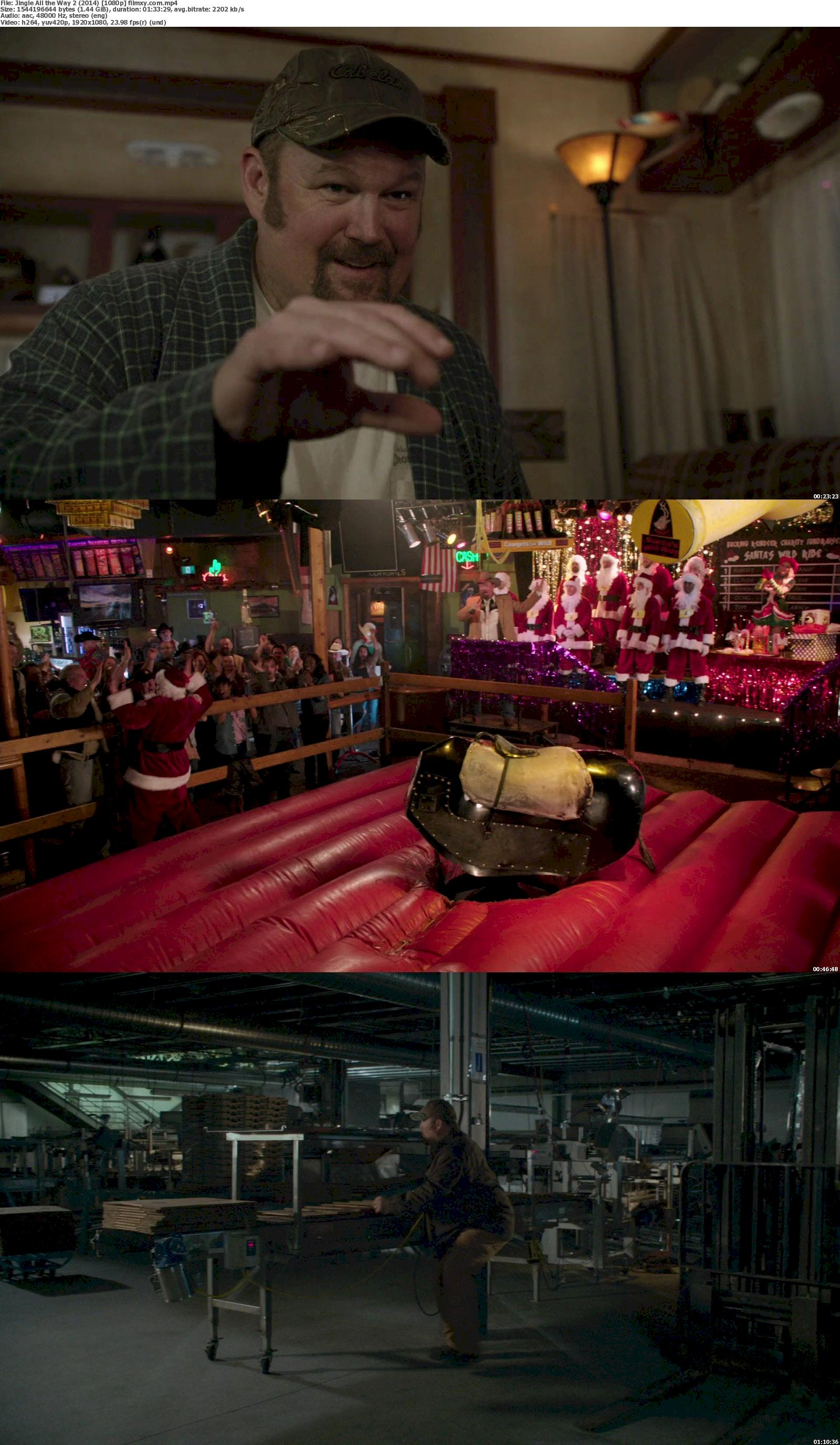 Jingle All the Way 2 (2014) 720p & 1080p Bluray Free Download 1080p Screenshot