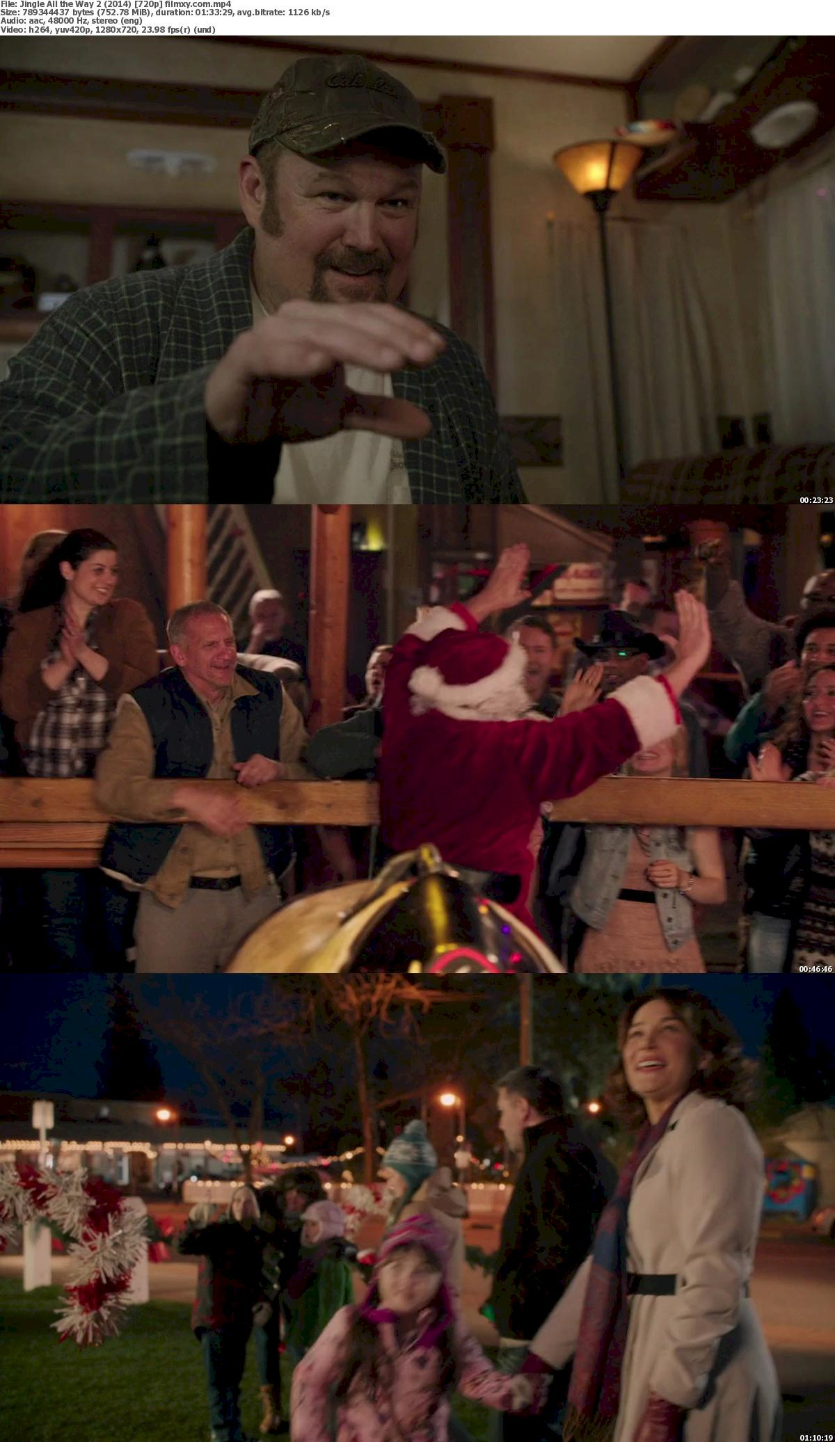 Jingle All the Way 2 (2014) 720p & 1080p Bluray Free Download 720p Screenshot
