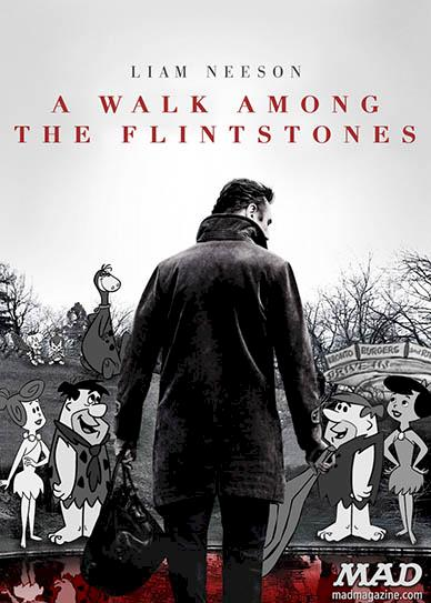 A Walk Among the Tombstones (2014) cover