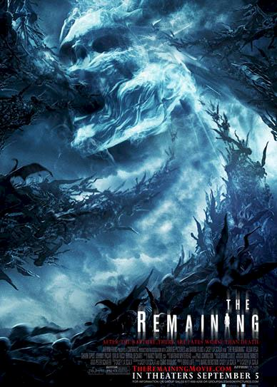 The-Remaining-(2014)-cover