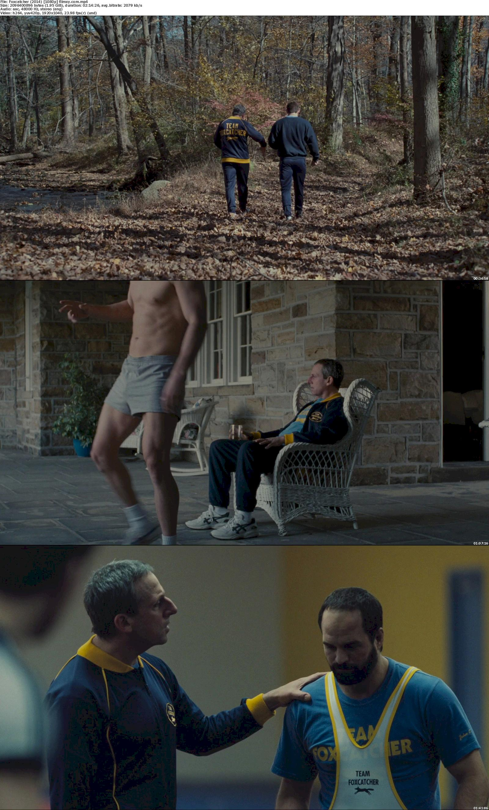 Foxcatcher (2014) 720p & 1080p Bluray Free Download 1080p Screenshot