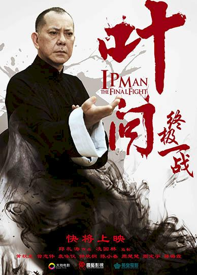 Ip Man: The Final Fight Cover