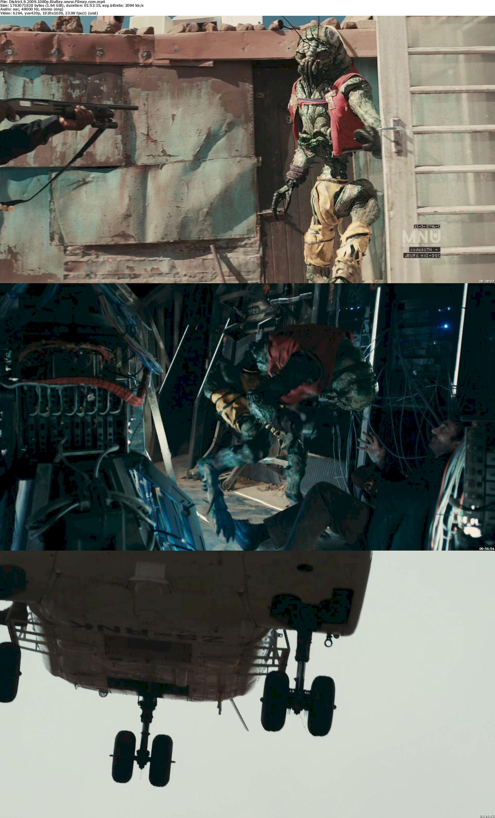 District 9 (2009) Bluray 720p & 1080p Free Download 1080p Screenshot