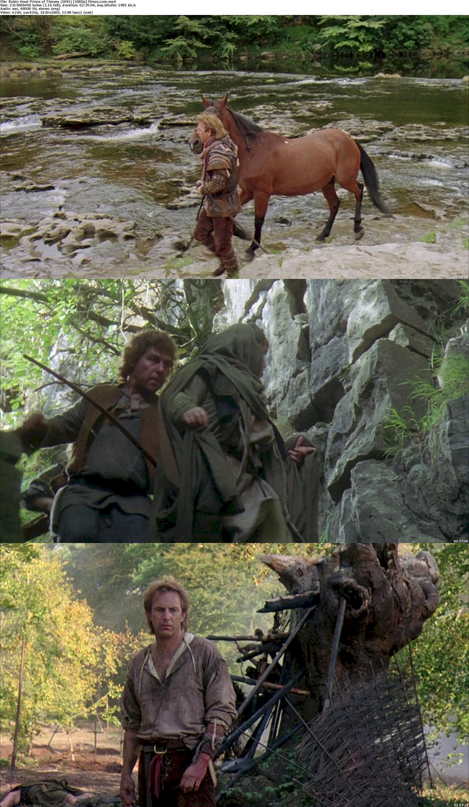 Robin Hood Prince of Thieves (1991) 1080p Bluray Free Download 1080p Screenshot