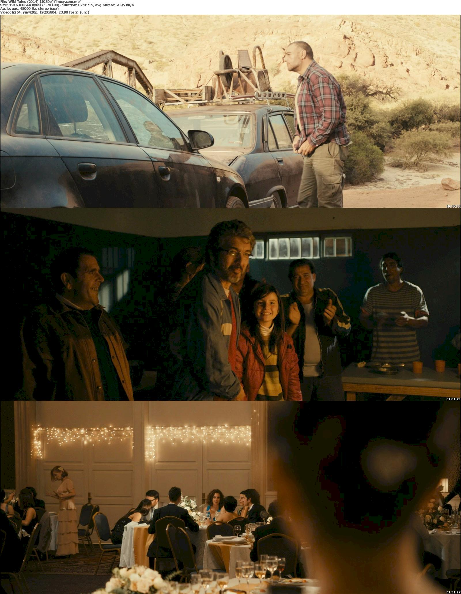 Wild Tales (2014) 720p & 1080p Bluray Free Download 1080p Screenshot