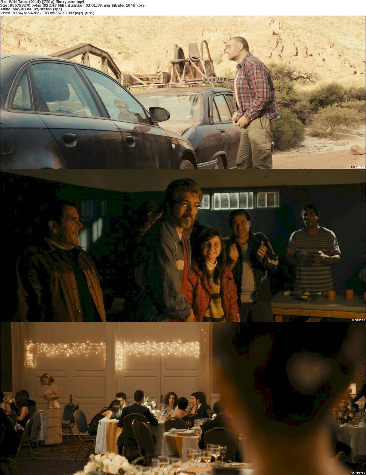 Wild Tales (2014) 720p & 1080p Bluray Free Download 720p Screenshot
