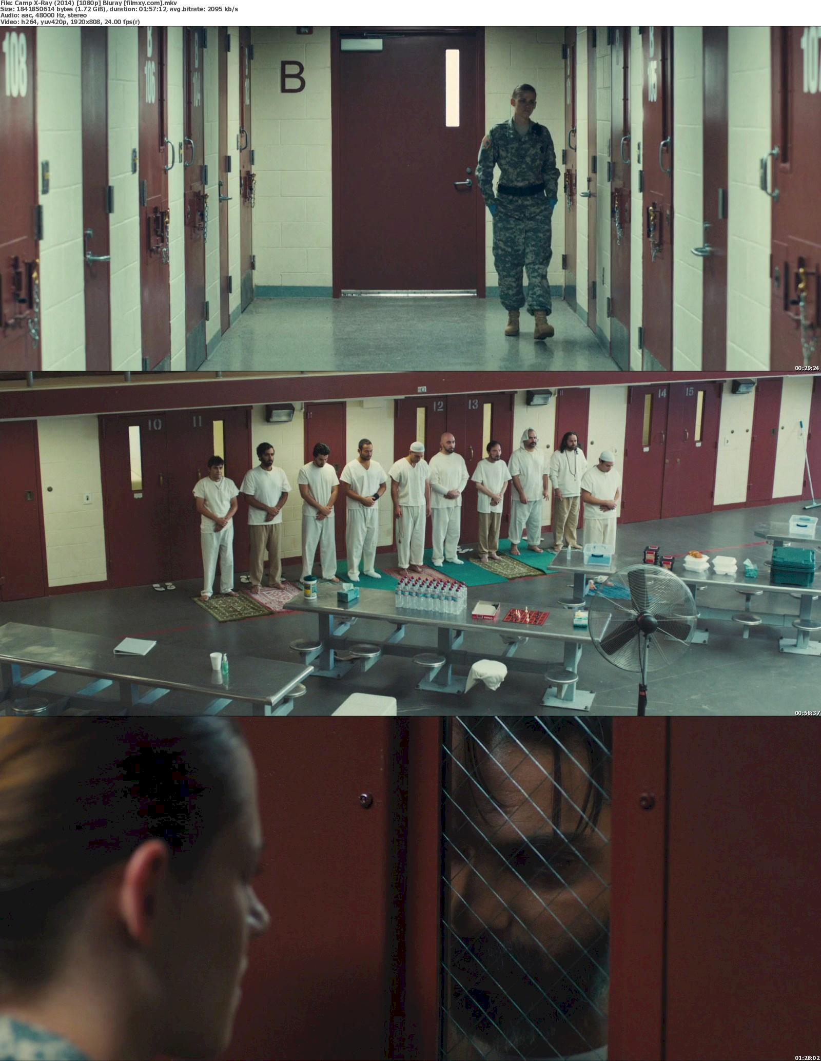 Camp X-Ray (2014) 720p & 1080p Bluray Free Download 1080p Screenshot