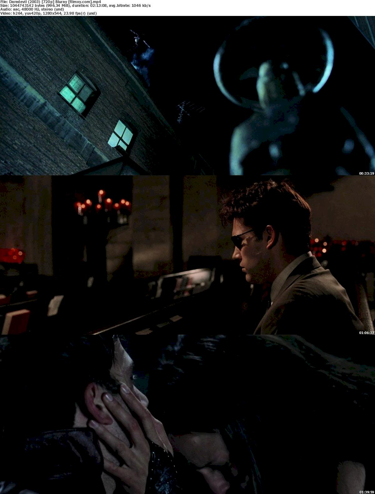 Daredevil (2003) Bluray 720p & 1080p Free Download 720p Screenshot