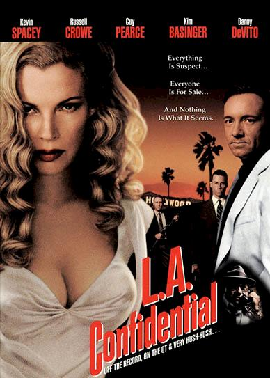 L.A Confidential Cover