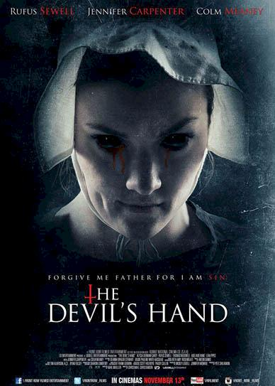 The-Devil's-Hand-(2014)-cover