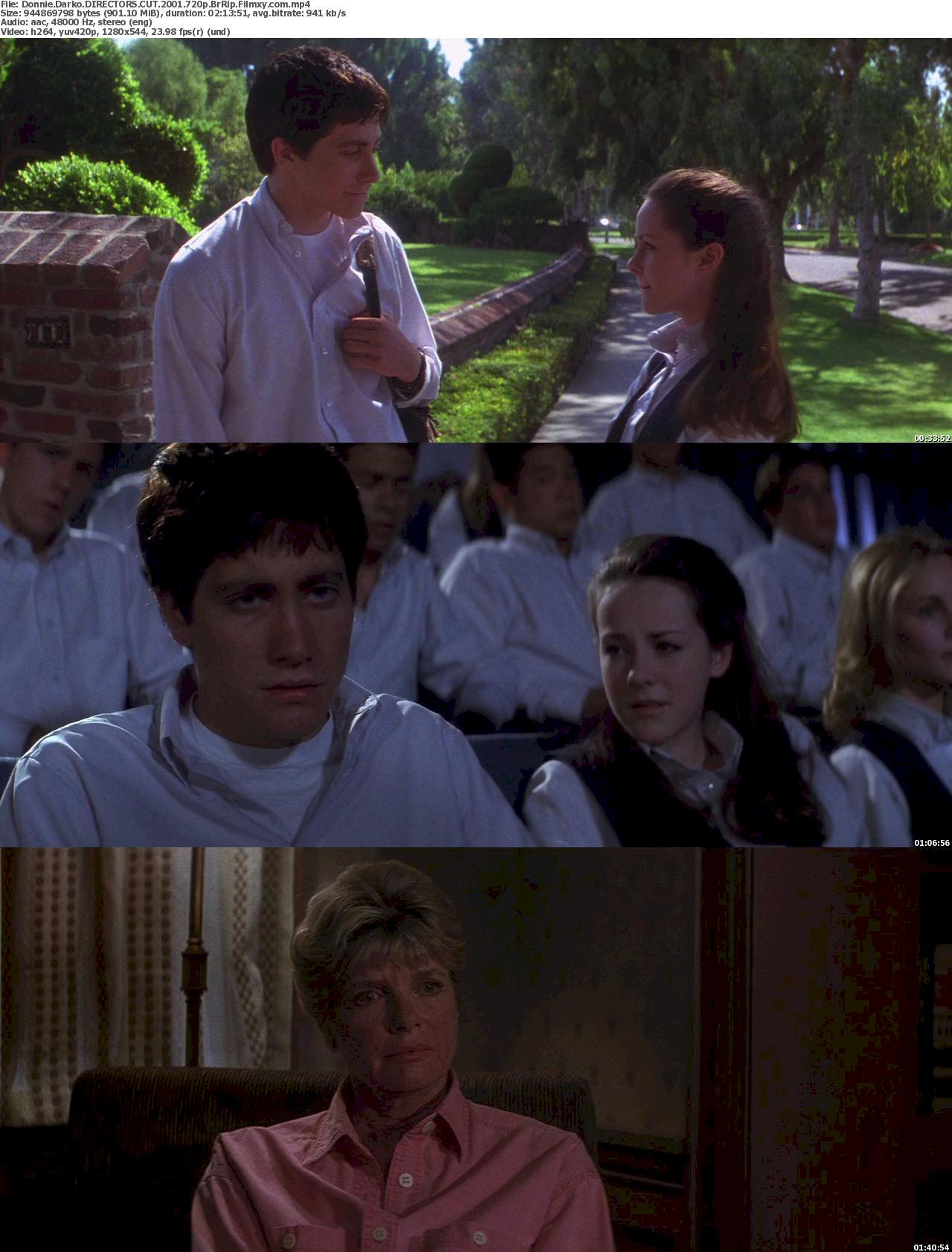 Donnie Darko (2001) 720p & 1080p Bluray Free Download 720p Screenshot