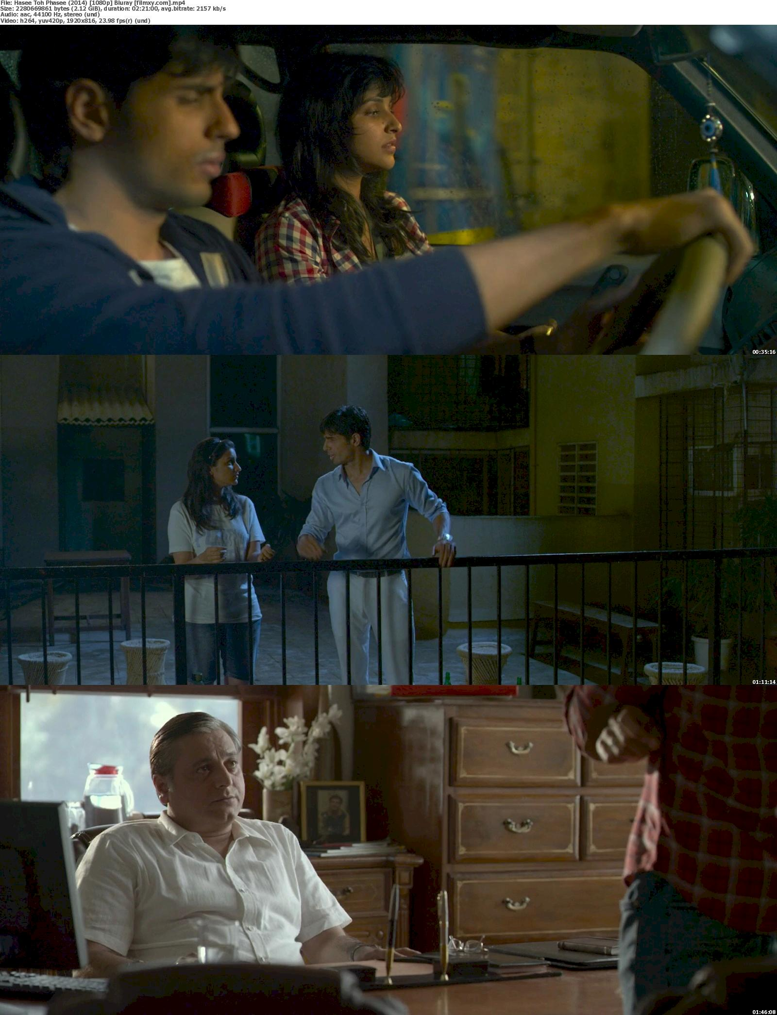 Hasee Toh Phasee (2014) 720p & 1080p Bluray Free Download 1080p Screenshot