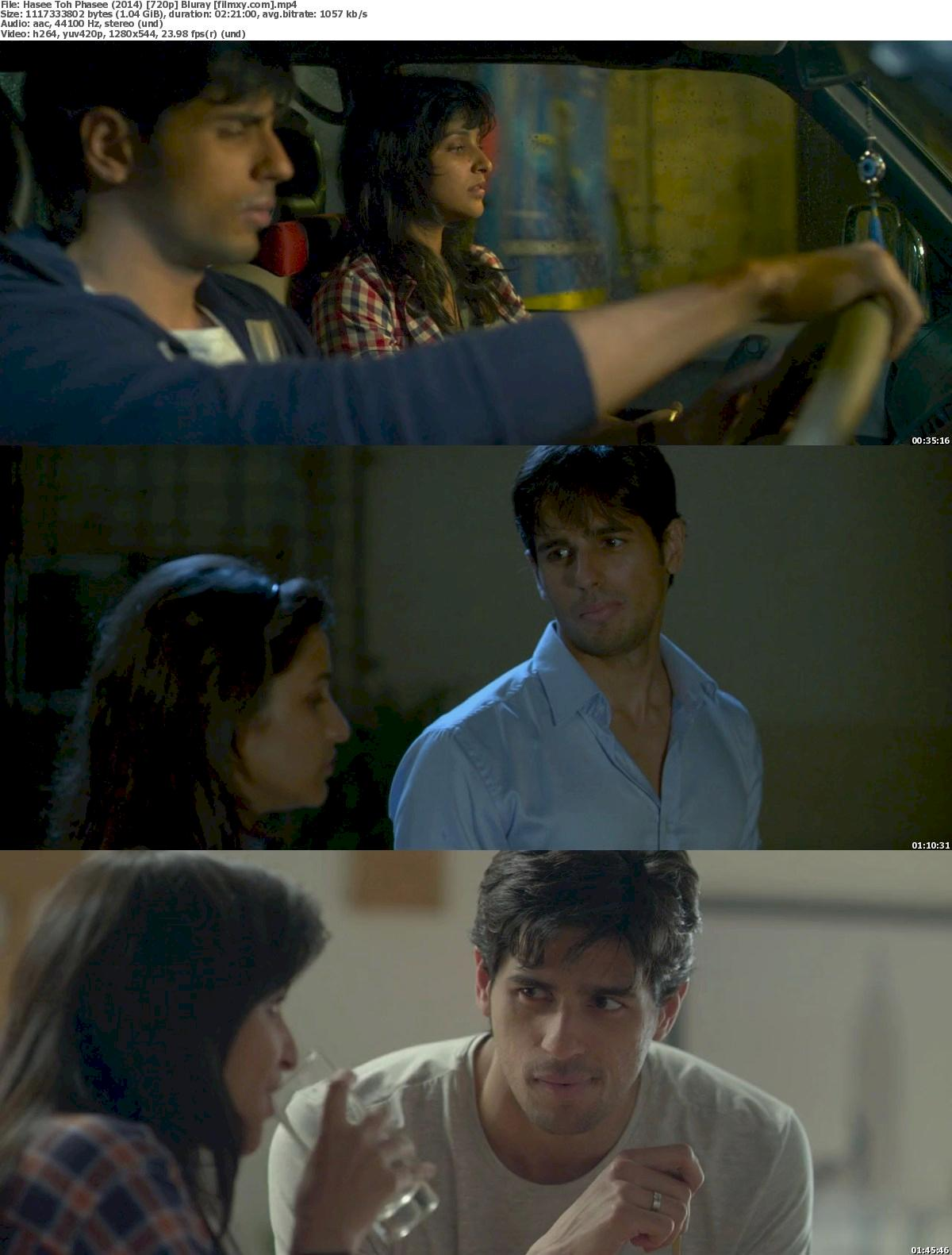 Hasee Toh Phasee (2014) 720p & 1080p Bluray Free Download 720p Screenshot