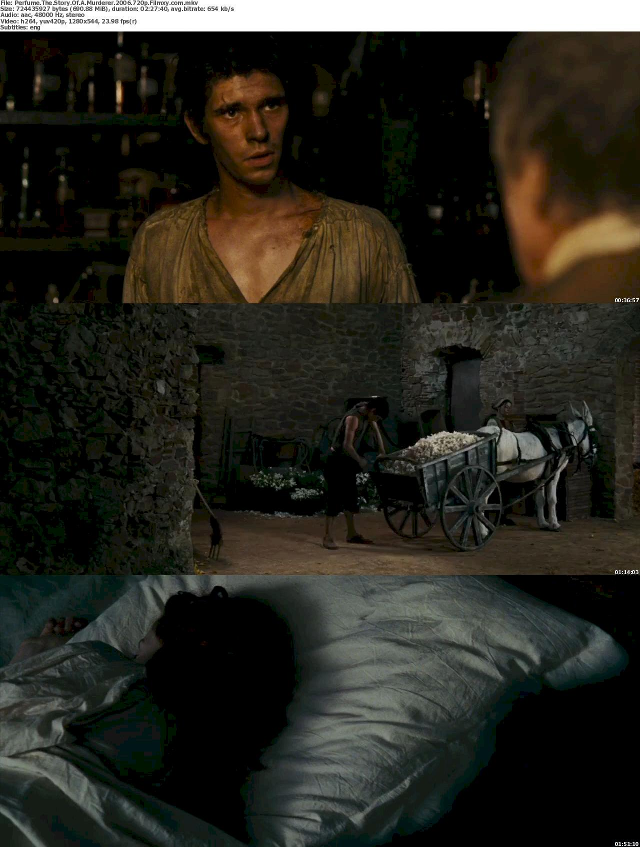 Perfume: The Story of a Murderer (2006) 720p Bluray Free Download 720p Screenshot