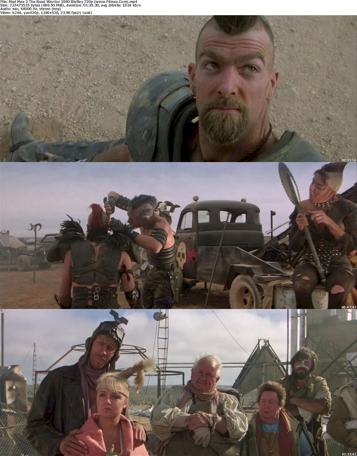 Mad Max 2 The Road Warrior (1980) BluRay 720p & 1080p Free Download 720p Screenshot
