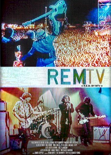 R.E.M. by MTV (2014) cover