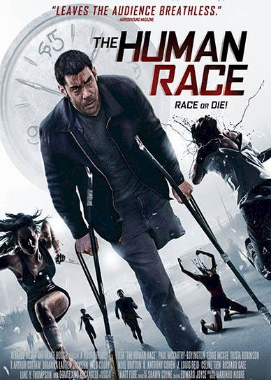 The-Human-Race-(2013)-cover