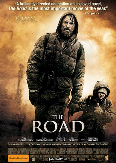 The-Road-(2009)-cover