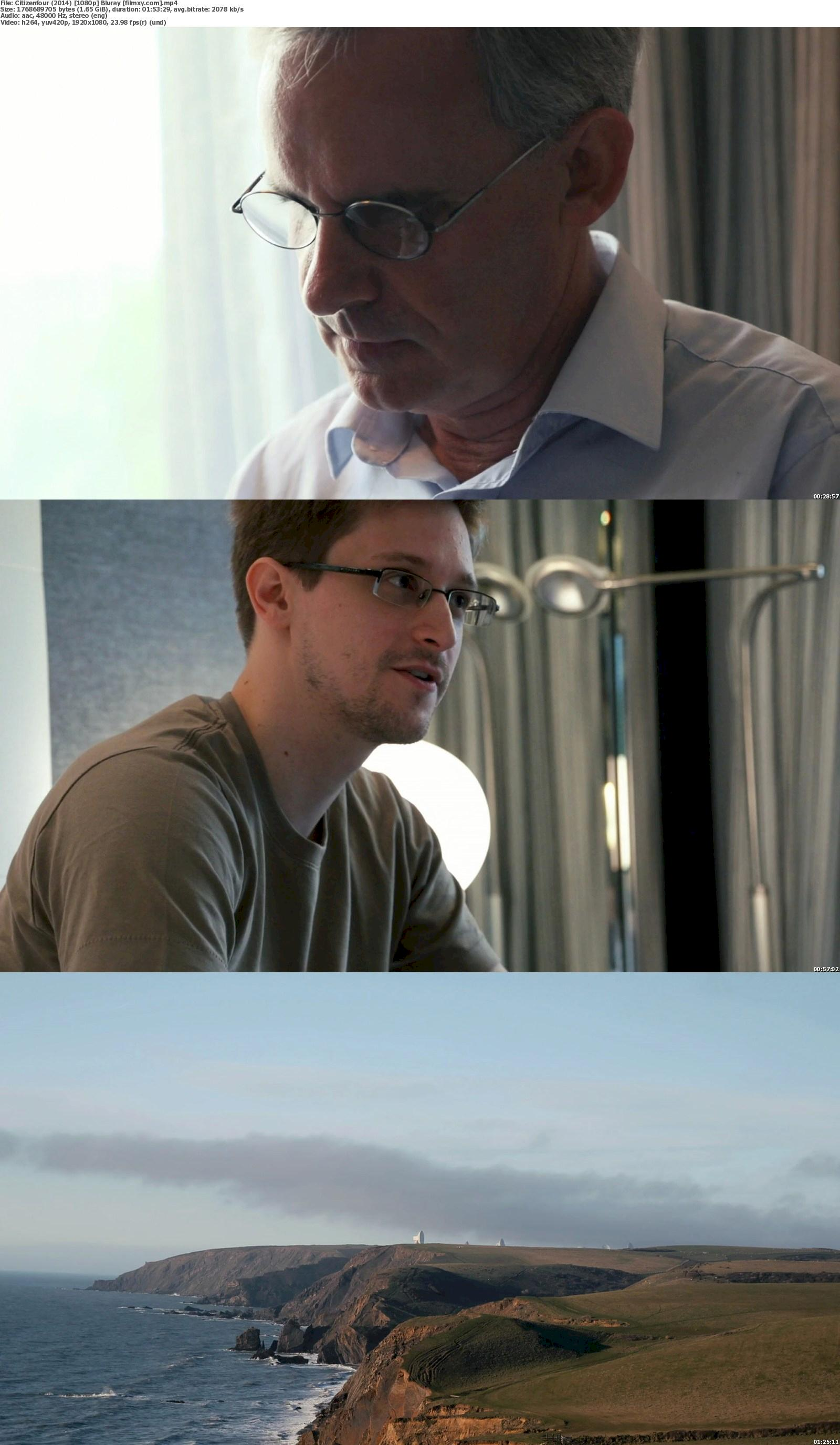 Citizenfour (2014) 720p & 1080p Bluray Free Download 1080p Screenshot
