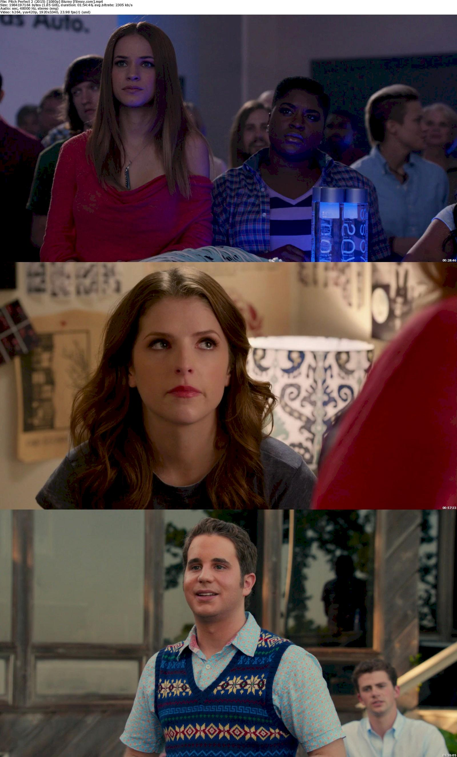 Pitch Perfect 2 (2015) 720p & 1080p Bluray Free Download 1080p Screenshot
