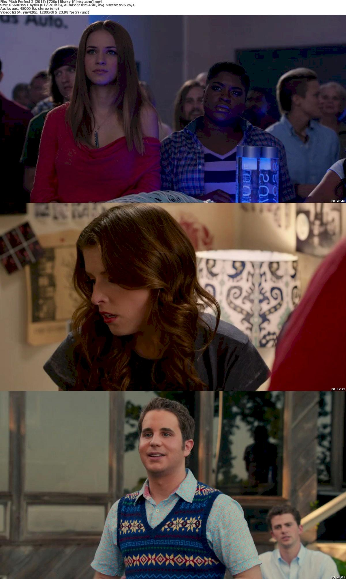 Pitch Perfect 2 (2015) 720p & 1080p Bluray Free Download 720p Screenshot