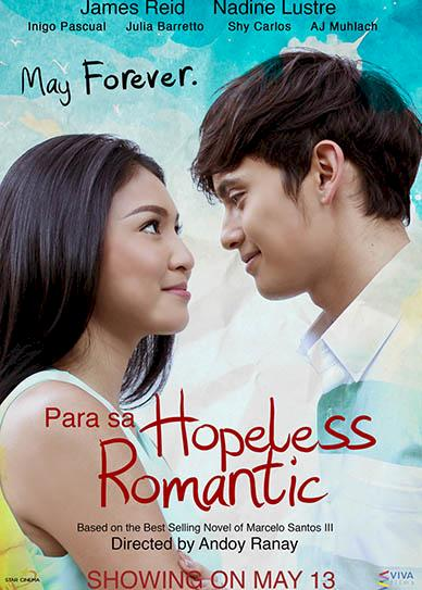 Para-Sa-Hopeless-Romantic-(2015)-cover