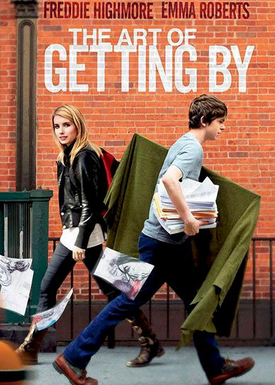 The-Art-of-Getting-By-(2011)-cover