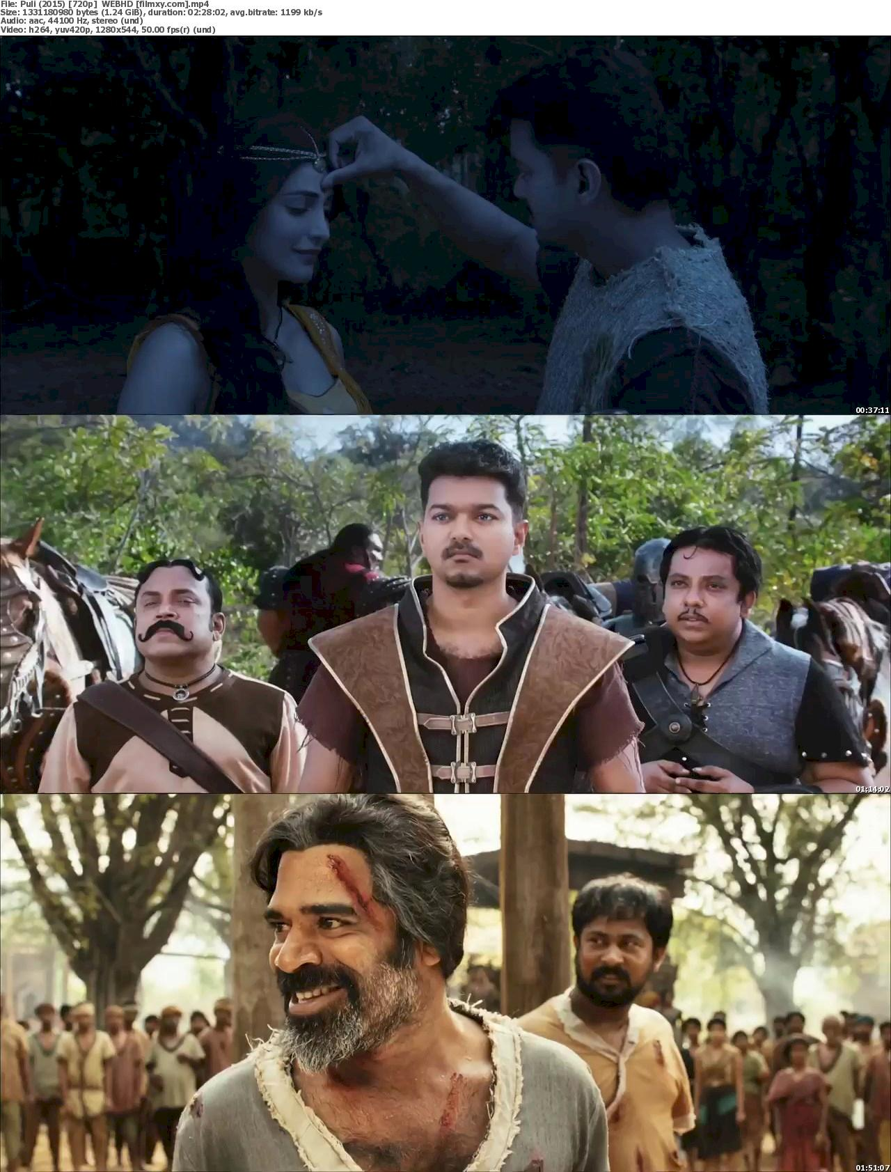 Puli (2015) WEB-Rip Free Download WEB-DL Screenshot