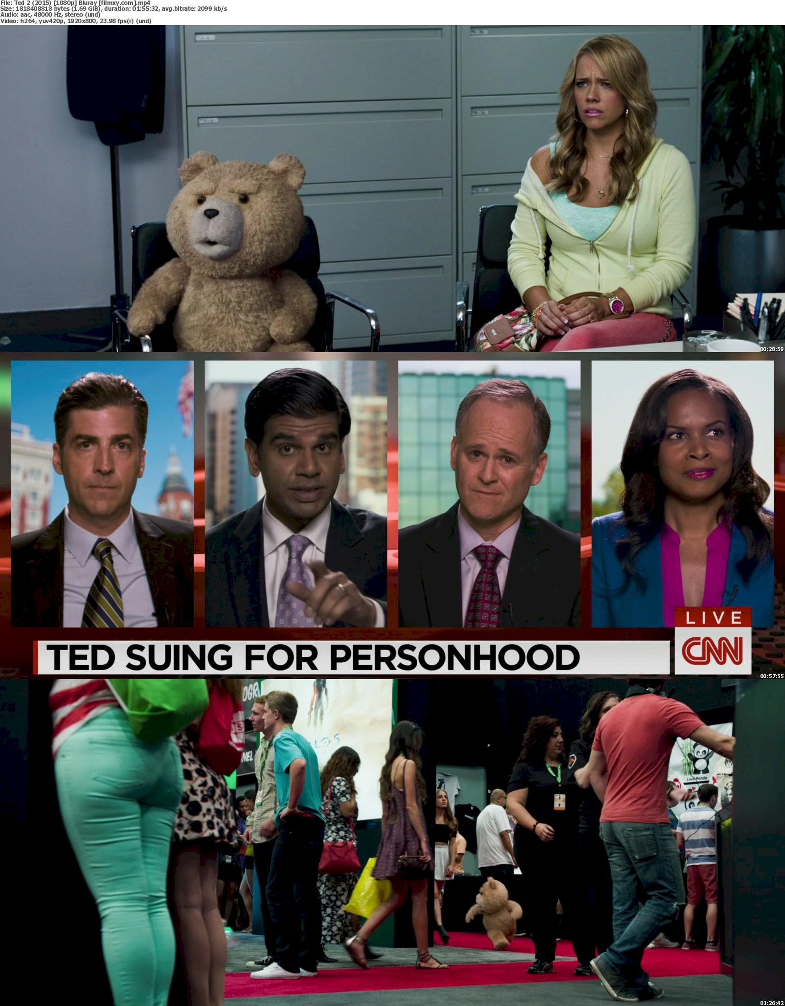 Ted 2 (2015) 720p & 1080p Bluray Free Download 1080p Screenshot