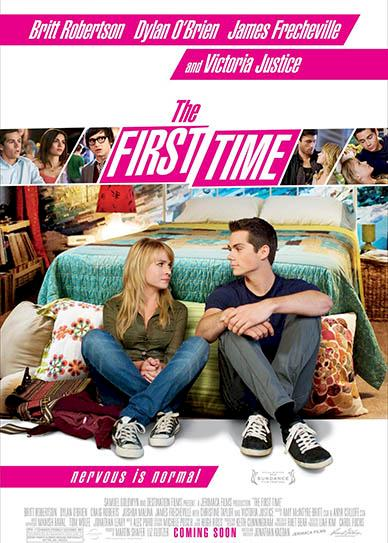 The-First-Time-(2012)-cover