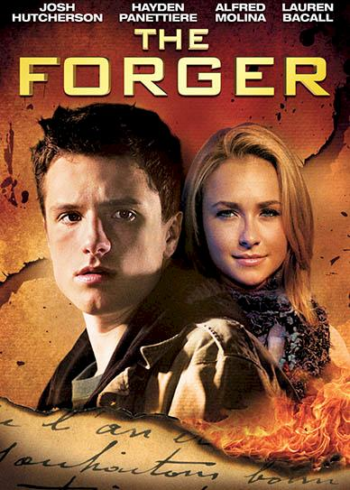 The-Forger-(2012)-cover