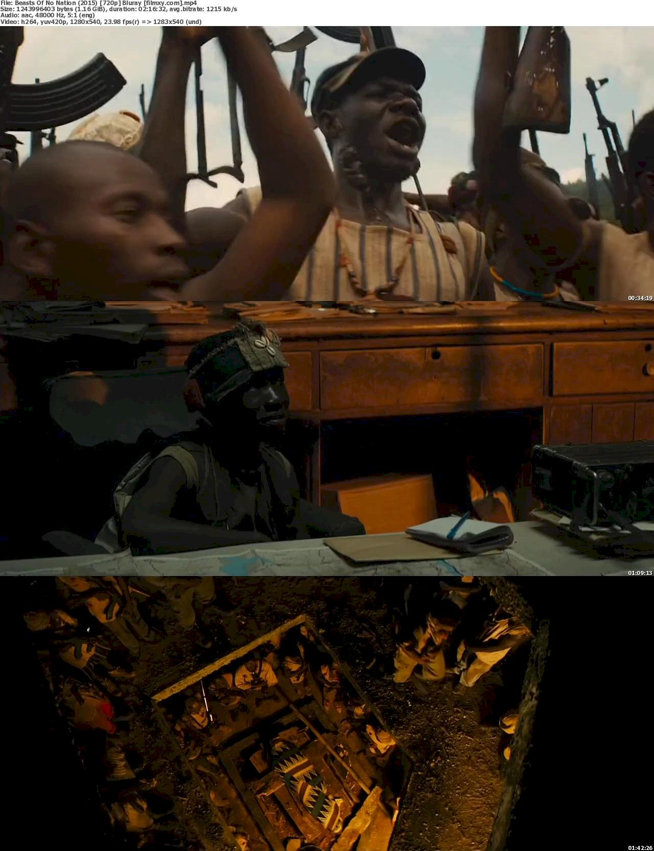 Watch Beasts Of No Nation 2015 Full Movie Online Free Download