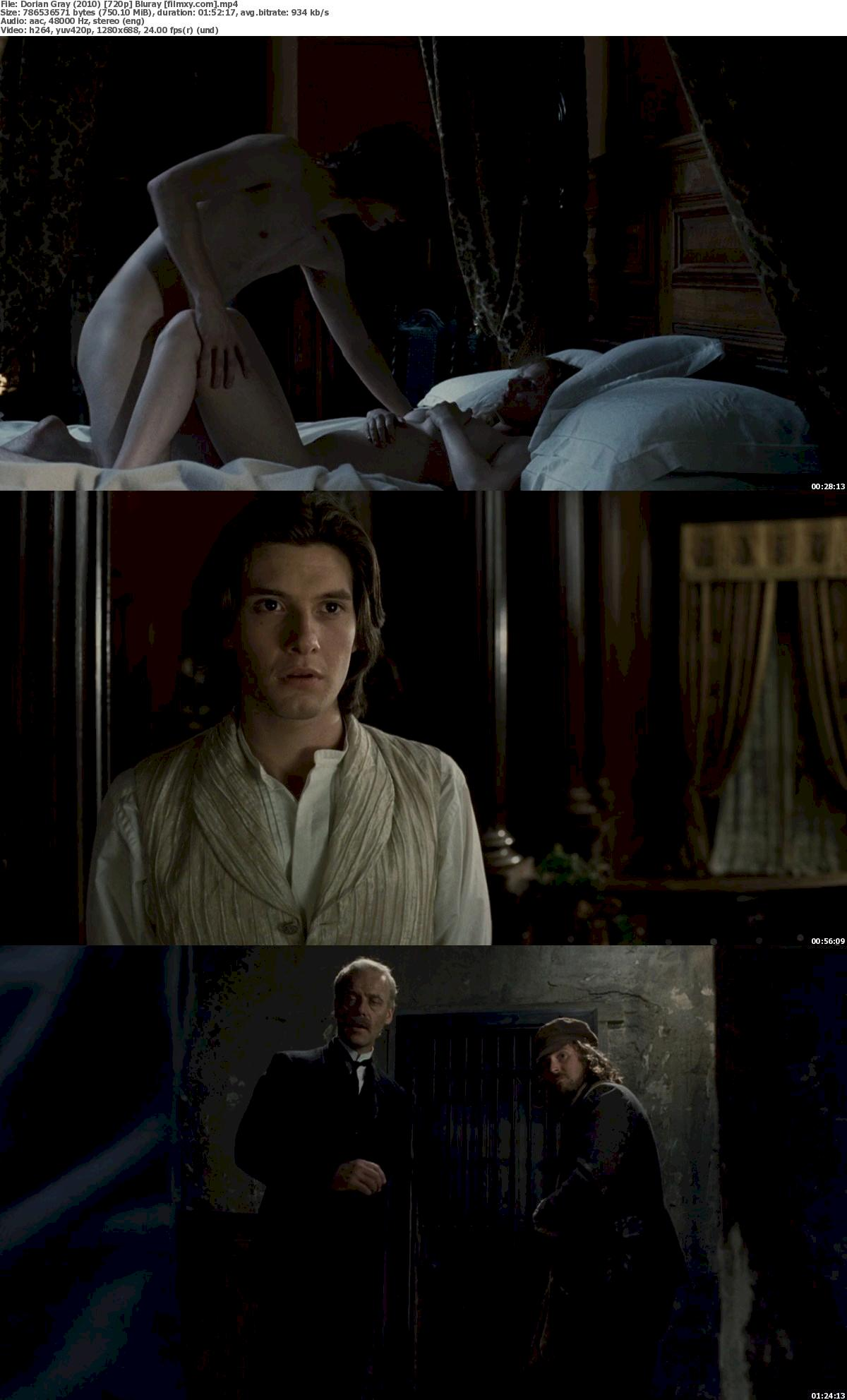 Dorian Gray (2009) 720p & 1080p Bluray Free Download 720p Screenshot